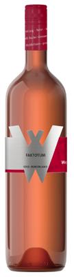 Weingut weiss Faktotum rosé ružové víno bez histamínu.