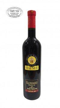 Frankovka modrá prestige Kosher víno bez histamínu